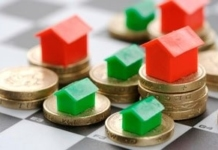 UK house prices may take a decade to return to peak