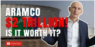 Aramco IPO 2 Trillion Dollars! Is it worth it? Here's the Facts