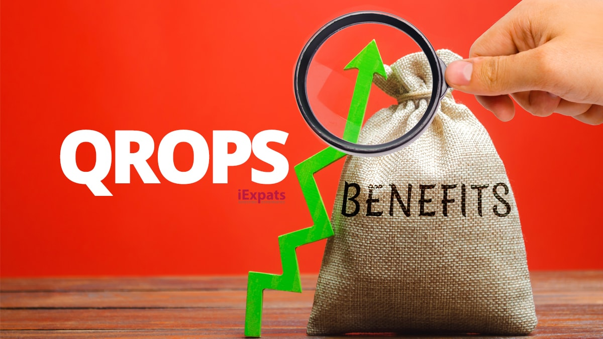 QROPS benefits increase
